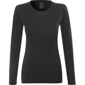 Devold Breeze Fietsshirt Korte Mouwen Dames, black